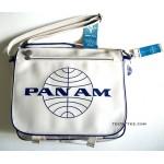 Pan Am Messenger / Vintage White