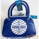 Pan Am Bag Mini Explorer Speedy Pan AM Blue
