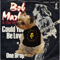 Bob Marley T for your Dog