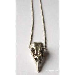 Bird Head Charm Necklace