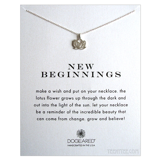New beginnings necklace rising lotus sterling silver mightylinksfo