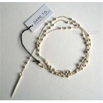Dare to... Spear and Bead Y Necklace Silver
