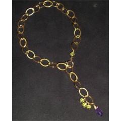 Daniela Alberts Bracelet Amethyst