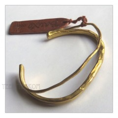 Heather Cuff Bracelet