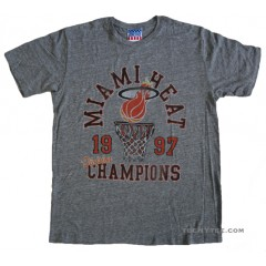 NBA Miami Heat 1997 Champions