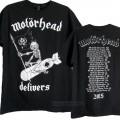 Motorhead Delivers 2015 US Tour T-shirt