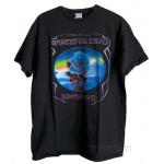 Grateful Dead Winterland Rose Junk Food Flea Market T-shirt