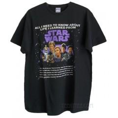 Star Wars STAR Junk Food Flea Market T-shirt