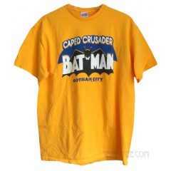 Batman Caped Crusader 90's T-shirt