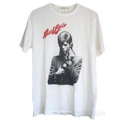 David Bowie Sax Man Trunk Cotton T-shirt