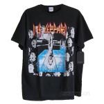 Def Leppard High 'N' Dry Unisex Flea Market T-shirt