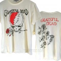 Grateful Dead Hand Drawn Destroyed Finish Original T-shirt