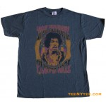 Jimi Hendrix Purple Haze by Junk Food Men's
