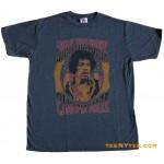 Jimi Hendrix Purple Haze by Junk Food Men's