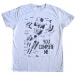 BATMAN You Complete Me Classic T
