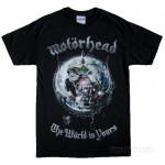 Motorhead The World is Yours Tour 2011