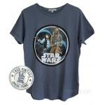Star Wars Ensemble Tri-Blend Shirt Tail T