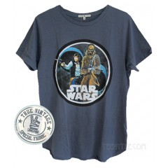 Star Wars Ensemble Tri-Blend Shirt Tail T