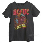 ACDC 30 Year Wash Destroyed T ARE YOU READY?