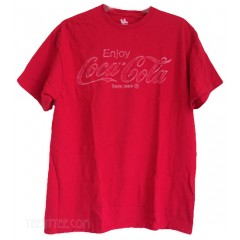 Enjoy Coca-Cola Retro T