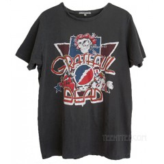 Grateful Dead 30 Year Wash Destroyed T