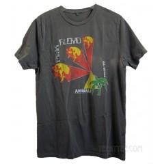 Pink Floyd Animals Tour '77 Basic Crew Neck T-shirt