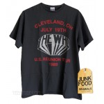 The Who Reunion Tour Junk Food Originals Collection T-shirt