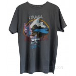 Yes DRAMA Tour '80 Basic Crew Neck T-shirt