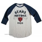 NFL 2013-4 Chicago Bears Rookie Raglan Flocking / Mens