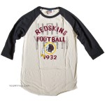 NFL 2013-4 Washington Redskins Rookie Raglan Flocking / Mens
