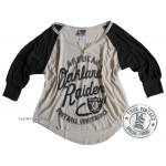 NFL 2013-4 Oakland Raiders Rookie Raglan