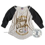 NFL 2013-4 Pittsburgh Steelers Rookie Raglan