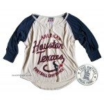 NFL 2013-4 Houson Texans Rookie Raglan