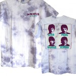 The Beatles I Am The Walrus Tie Dye Unisex T-shirt