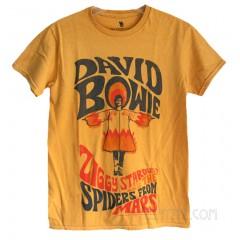 David Bowie Ziggy Stardust Outside The Line Flea Market T-Shirt Unisex