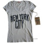 NY City t shirt Junk Food Originals