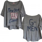 NFL New York Giants G-MEN Gameday T