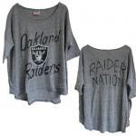 NFL Oakland Raiders RAIDER NATION Gameday T