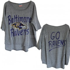 NFL Baltimore Ravens GO RAVENS Gameday T