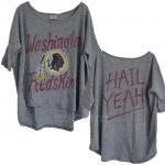 NFL Redskins HAIL YEAH ! Vintage Gameday T
