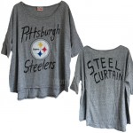 NFL Pittsburgh Steelers STEEL CURTAIN Gameday T