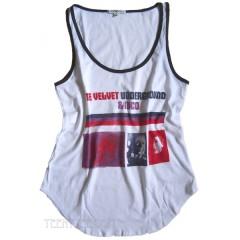 The Velvet Underground Runaway Ringer Tank