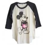 Mickey Originals Vintage Raglan T