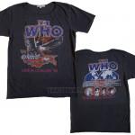 The Who Live 82 The Original Boyfriend T