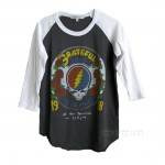 Grateful Dead 1978 Originals Vintage Raglan T