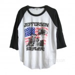Jefferson Airplane Originals Vintage Raglan T