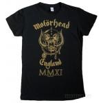 Motorhead Gold Logo MMXI Women