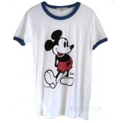 Mickey Mouse Ringer The Retro T