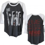 The Who Live 1965 Original Vintage Raglan