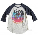 ACDC Highway to Hell Boyfriend Raglan T